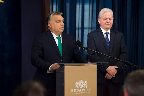 Orbán Viktor felkérte Tarlós Istvánt, hogy induljon el újra a főpolgármesteri posztért