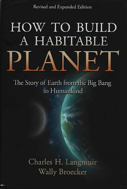 Palmia Observatory Resident Astronomer looks at new book from the big bang to humankind