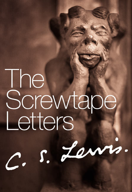 Vintage Novels  The Screwtape Letters by CS Lewis The Screwtape Letters by CS Lewis