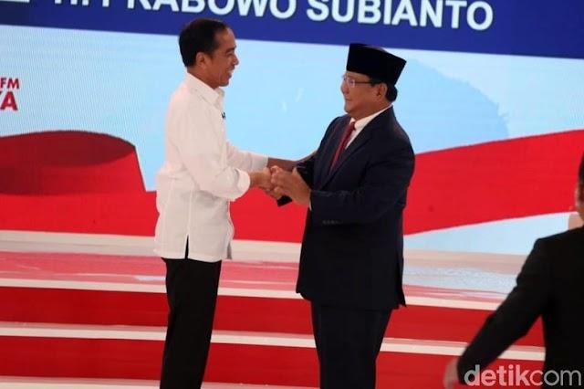 Hasil Pilpres di Los Angeles: Jokowi 93%-Prabowo 7%