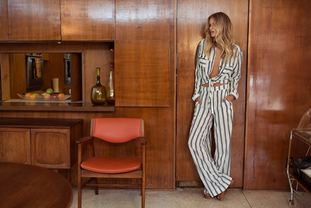 Free People's '70s Spirit June 2015 Lookbook‏
