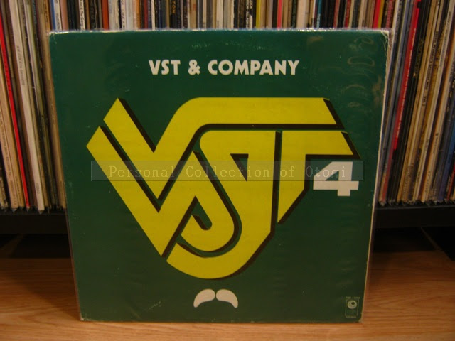 My Opm Lp Collection Vst Amp Company