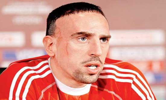 Ribery - Liga Champions Lebih Spesial Dibandingkan Bundesliga