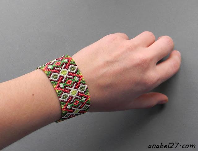 украшения от Anabel купить подарок девушке браслет ручной работы