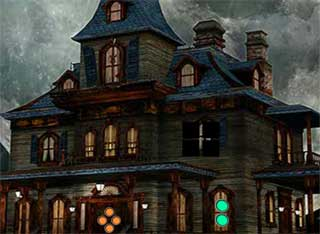Juegos de Escape - Scary Bungalow Escape
