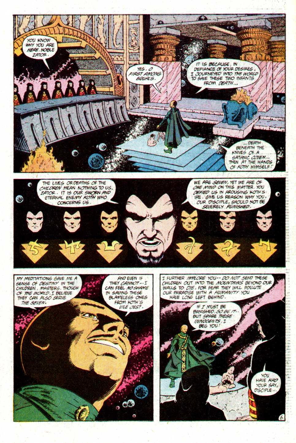 Read online Secret Origins (1986) comic -  Issue #17 - 30