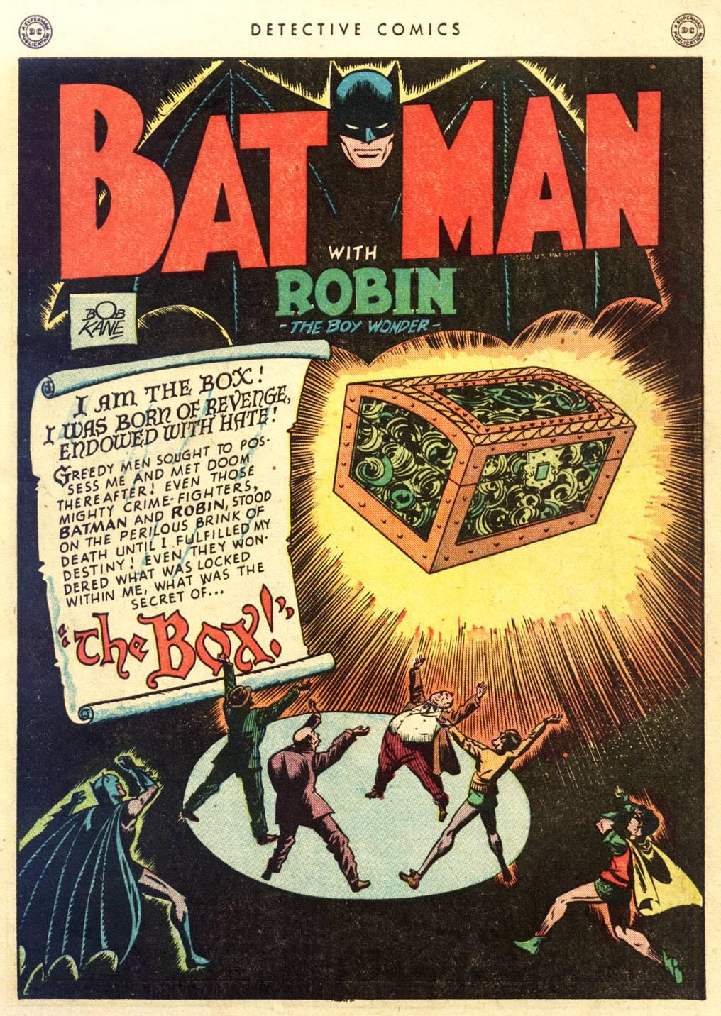 Detective Comics (1937) 130 Page 2