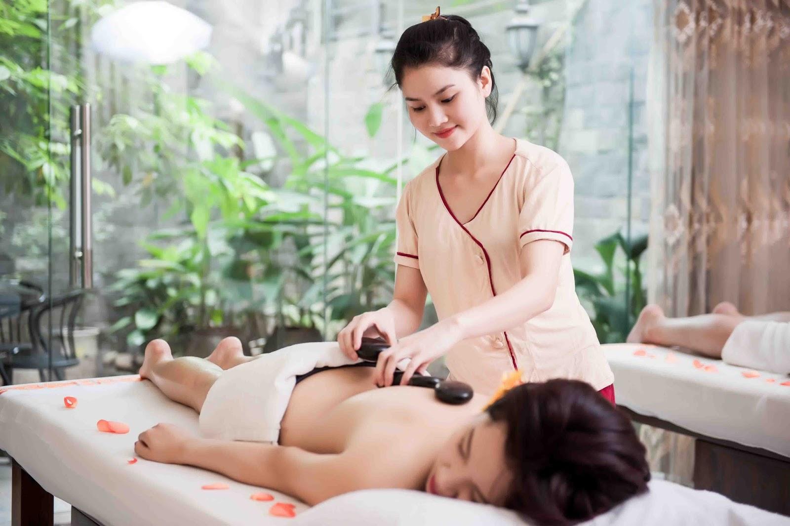 Massage body chuyên nghiệp: Đâu là địa chỉ massage body tốt nhất Hà Nội
