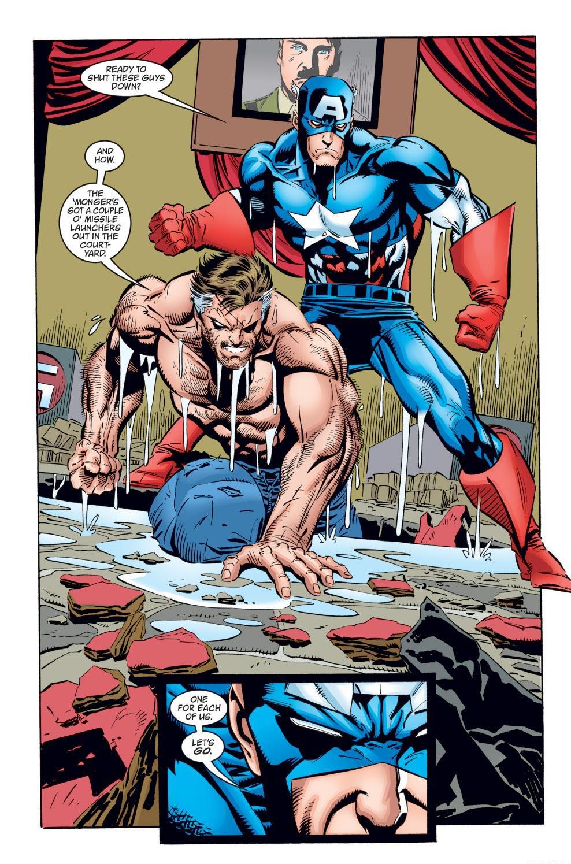 Captain America (1998) Issue #26 #32 - English 19