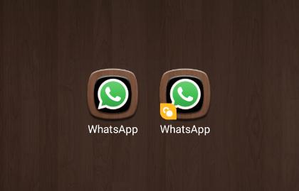 cara pasang 2 aplikasi whatsapp dalam 1 hp android
