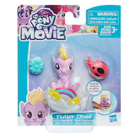My Little Pony Baby Hippogriff Flutter Cloud Brushable Pony