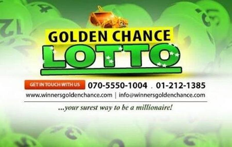 Ayokola Blog: How To Play Golden Chance Lotto and check result