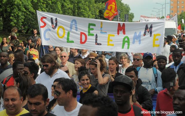 Milano senza muri, 20 maggio