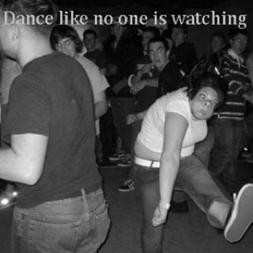 Hilarious Dance like no one is watching Photo