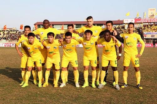 Đội hình CLB FLC Thanh Hóa
