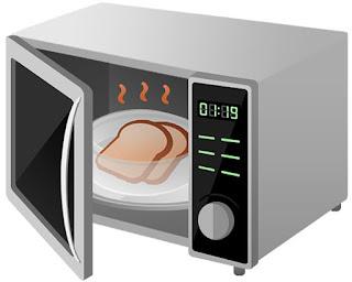 Cara Membersihkan Microwave dengan Mudah