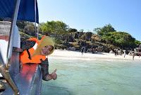 Bupati: Ayo, ke Pink Beach Bima dan Lariti