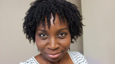 Wash and Go on Kinky Coily Curly Natural Hair using Eco Styler Gel Black Castor and Flaxseed Oil Gel