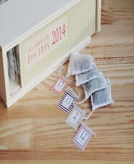 calendrier avent mamzelle lili thés
