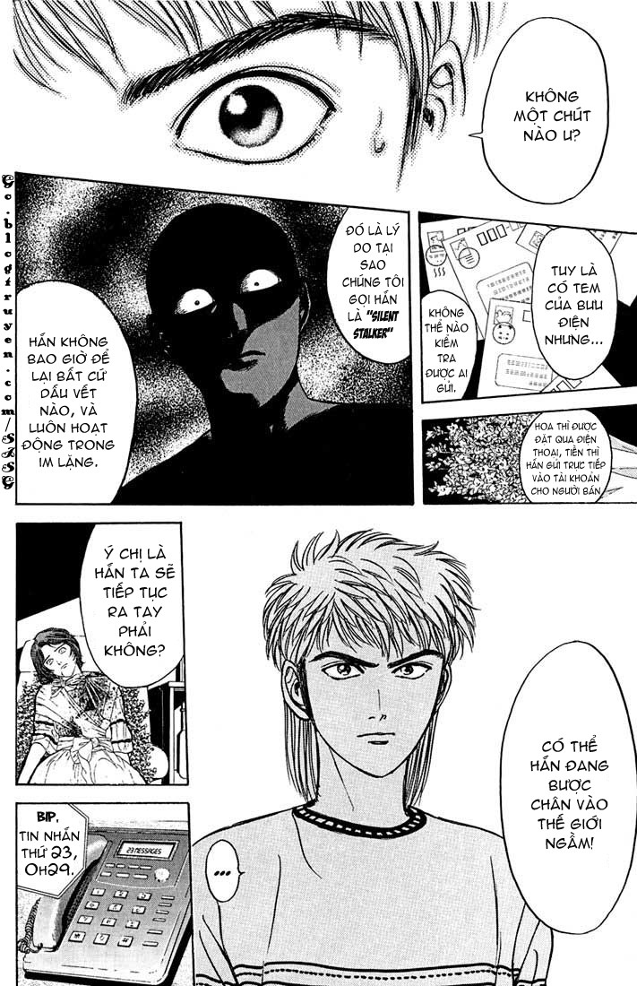 Psychometrer Eiji chapter 28 trang 14