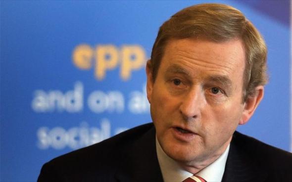Ιρλανδία: Συμφωνία για κυβέρνηση μειοψηφίας