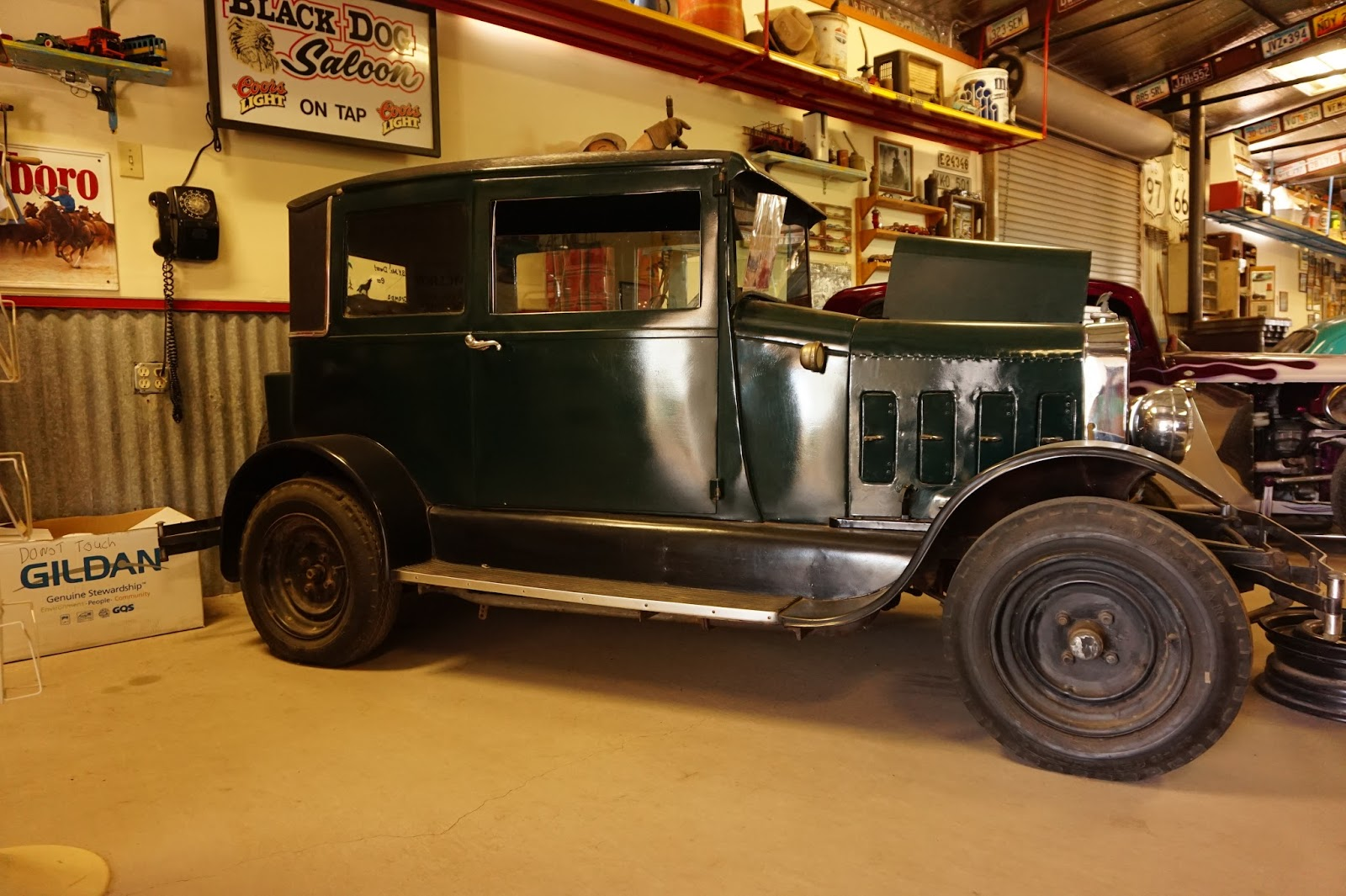Gayles Blog  Our Travels Across The US Dwarf Car Museum - Best car museums in us