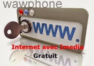 عودة انترنت imedia مجانا على جميع الهواتف بopera mini