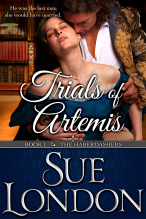 Trails for Artemis - Sue London