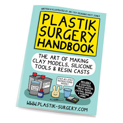 The Plastik Surgery Handbook by Matt Jones (aka Lunartik)