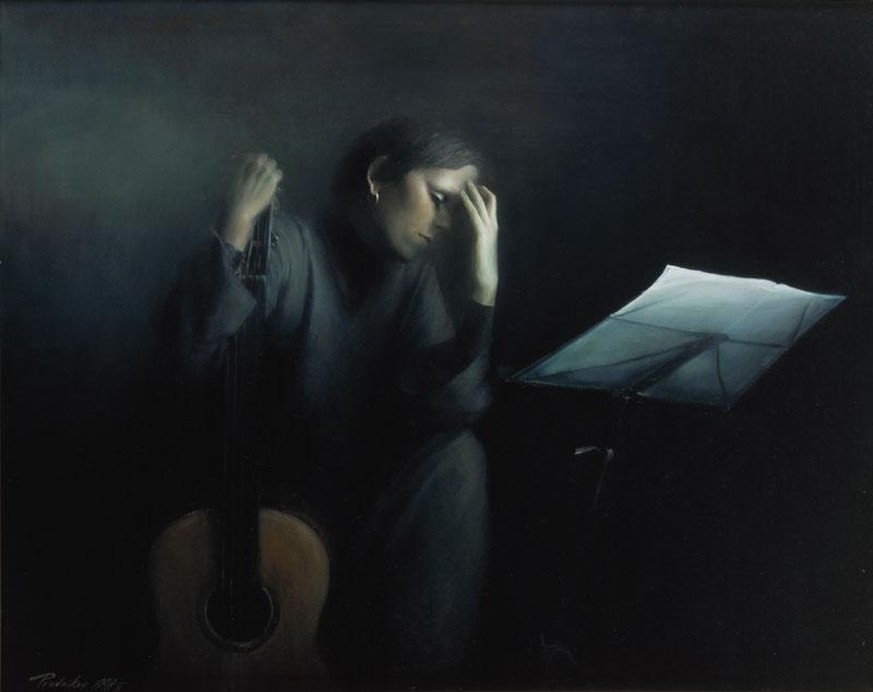 Djordje Prudnikoff - Ђорђе Прудников 1939 | Realist painter with classical training