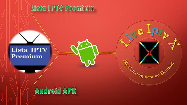 Listas IPTV APK