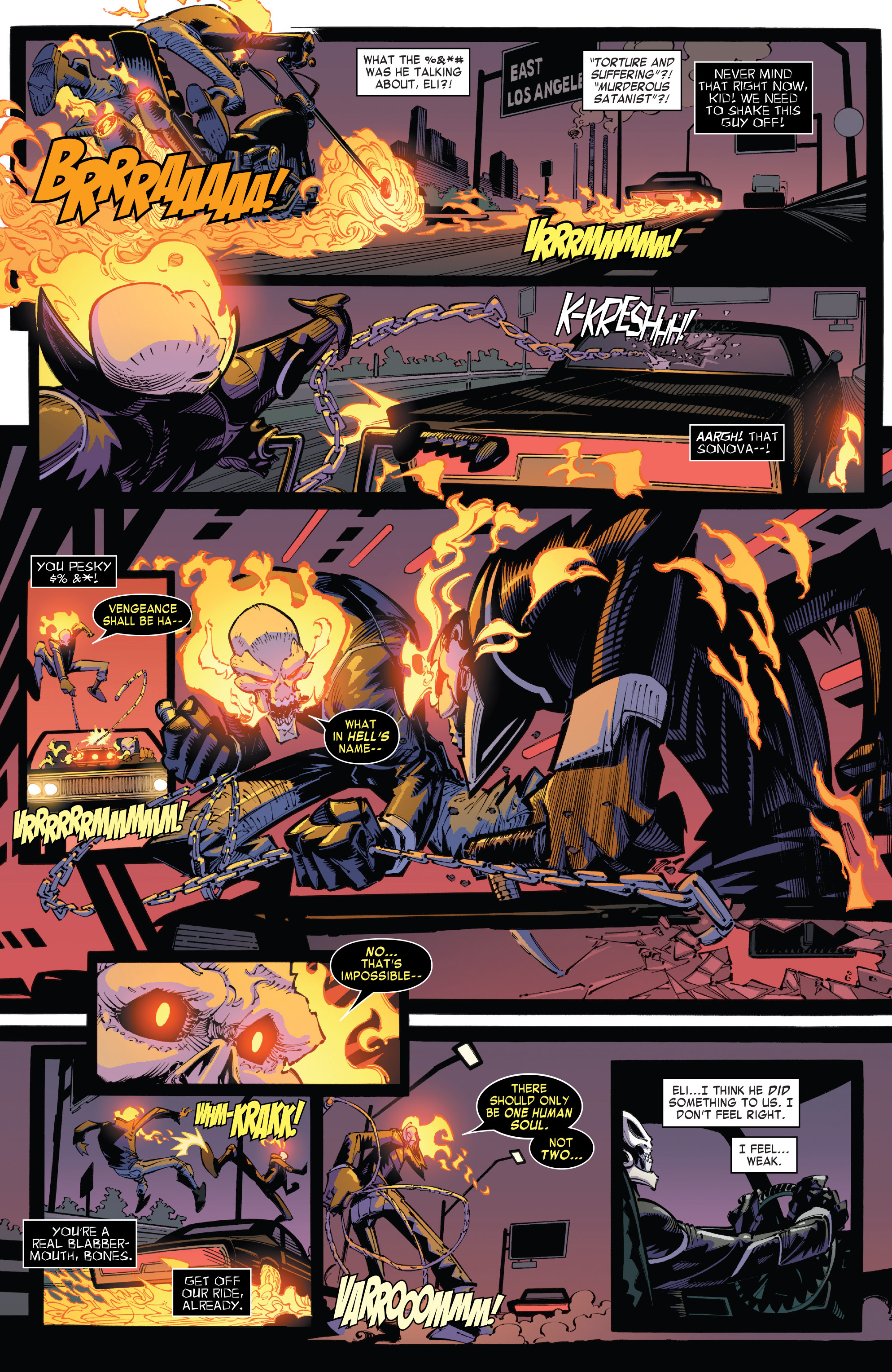 Read online All-New Ghost Rider comic -  Issue #8 - 7