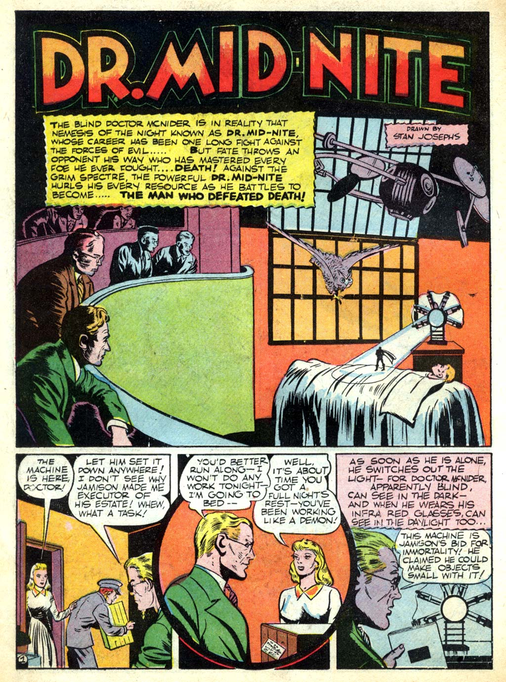 Read online All-American Comics (1939) comic -  Issue #54 - 26