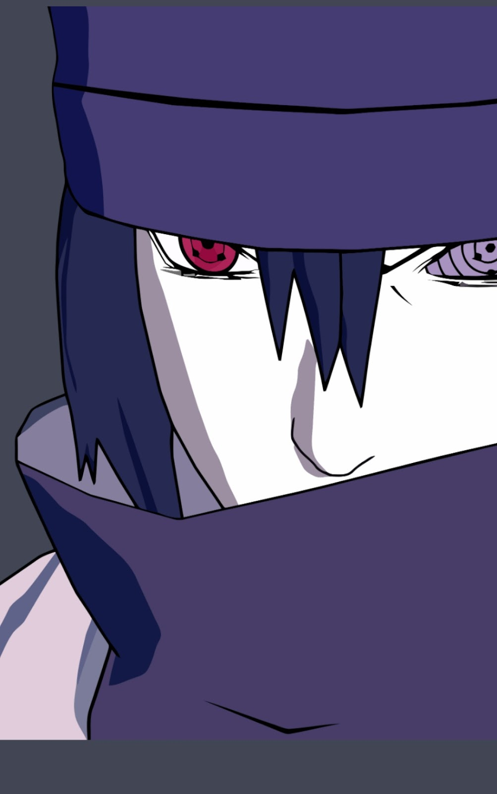 4. Download wallpaper uchiha sasuke vektor untuk android dan whatsApp chat