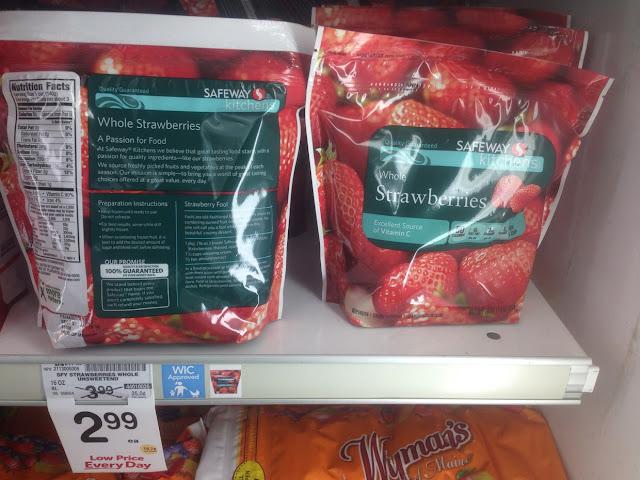 Whole Strawberries, Safeway Kitchens, 16 oz - Safeway