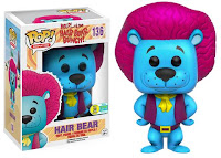 Pop! Animation: Hair Bear Bunch - Hair Bear - Blue