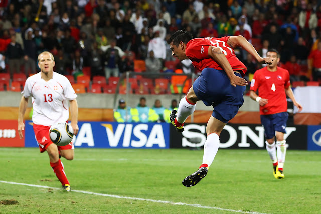 Chile y Suiza en Copa del Mundo Sudáfrica 2010, 21 de junio