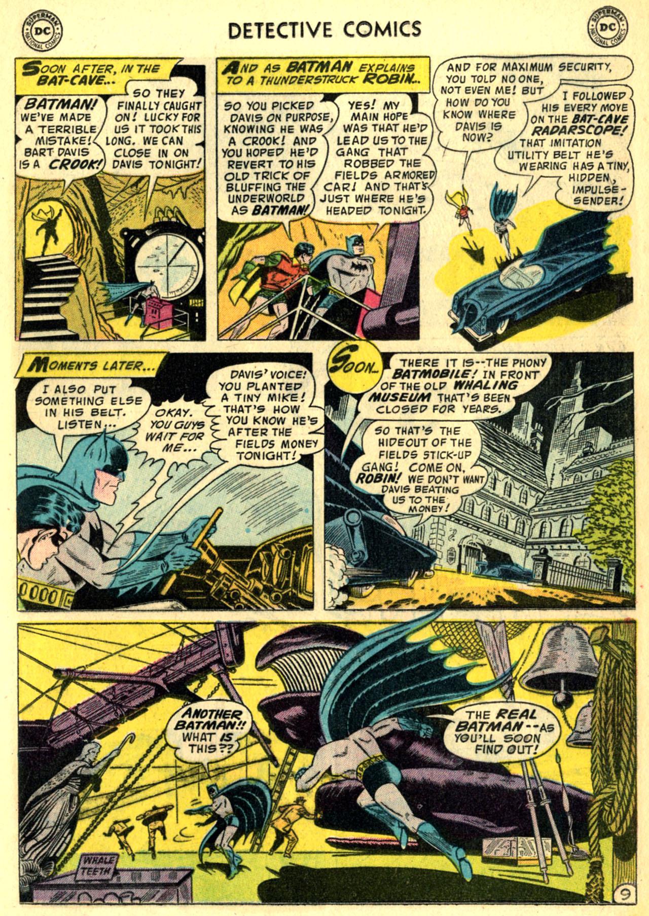Detective Comics (1937) 232 Page 10
