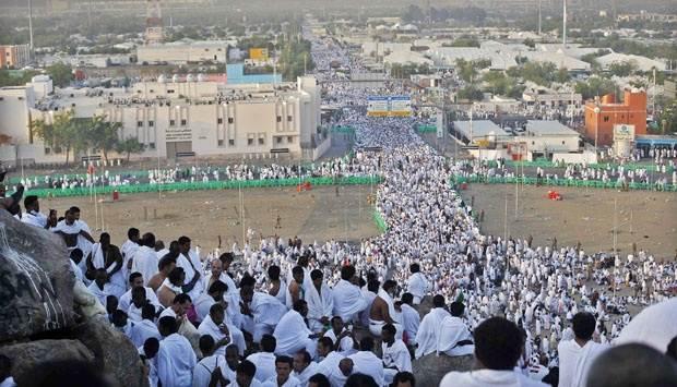 Menteri Haji Saudi Rilis Waktu Larangan Lontar Jumrah