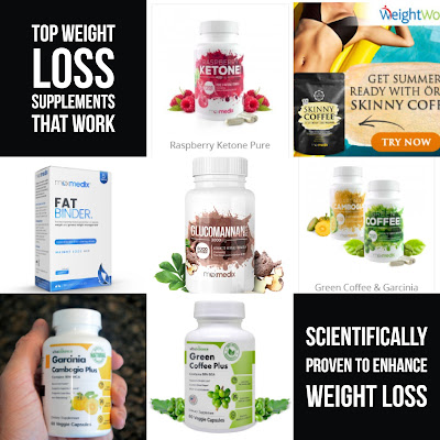Top 6 Weight Loss Products and Supplements that Work