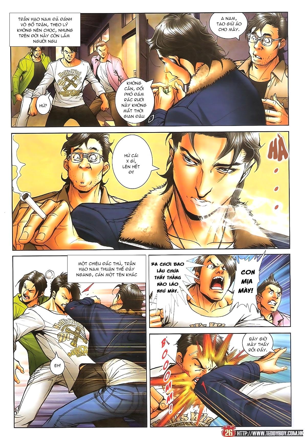 Người Trong Giang Hồ - Chapter 1595: Hắc Đạo Minh Tinh - Pic 23