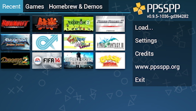 Emulator PSP versi PPSSPP 1.5.3 Full