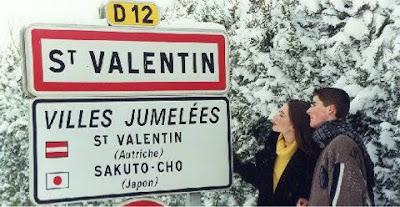 Saint-Valentin(バレンタイン)