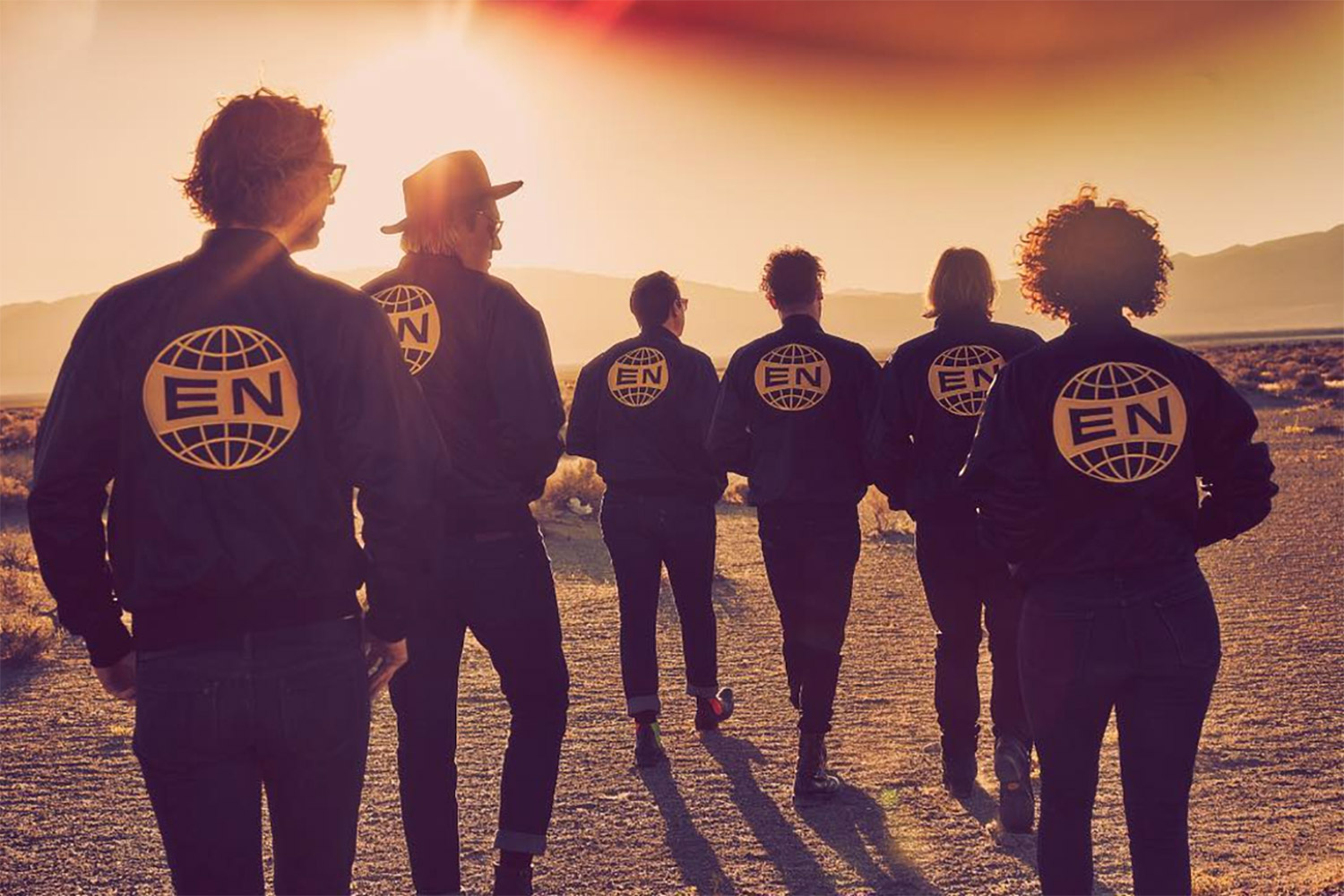 Arcade Fire - Everything Now - banda