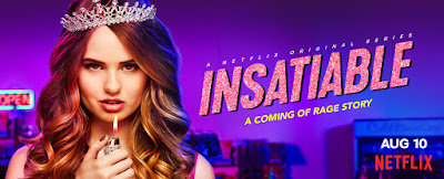 Insatiable Series Poster 2