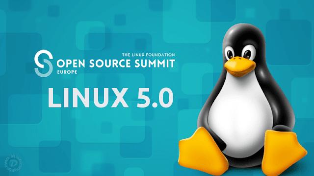 Linux 5.0 em 2018