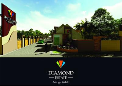 kediri Diamond estate
