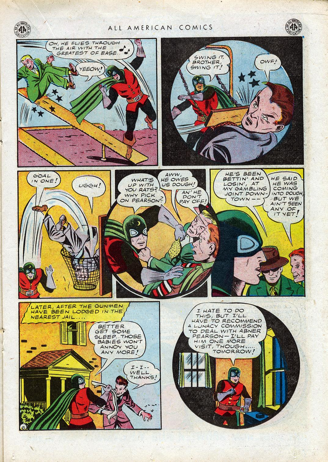 Read online All-American Comics (1939) comic -  Issue #64 - 24