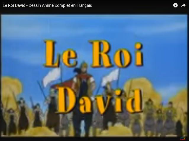 LE ROI DAVID David et Goliath - Le film pour les enfants en français LE%2BROI%2BDAVAD