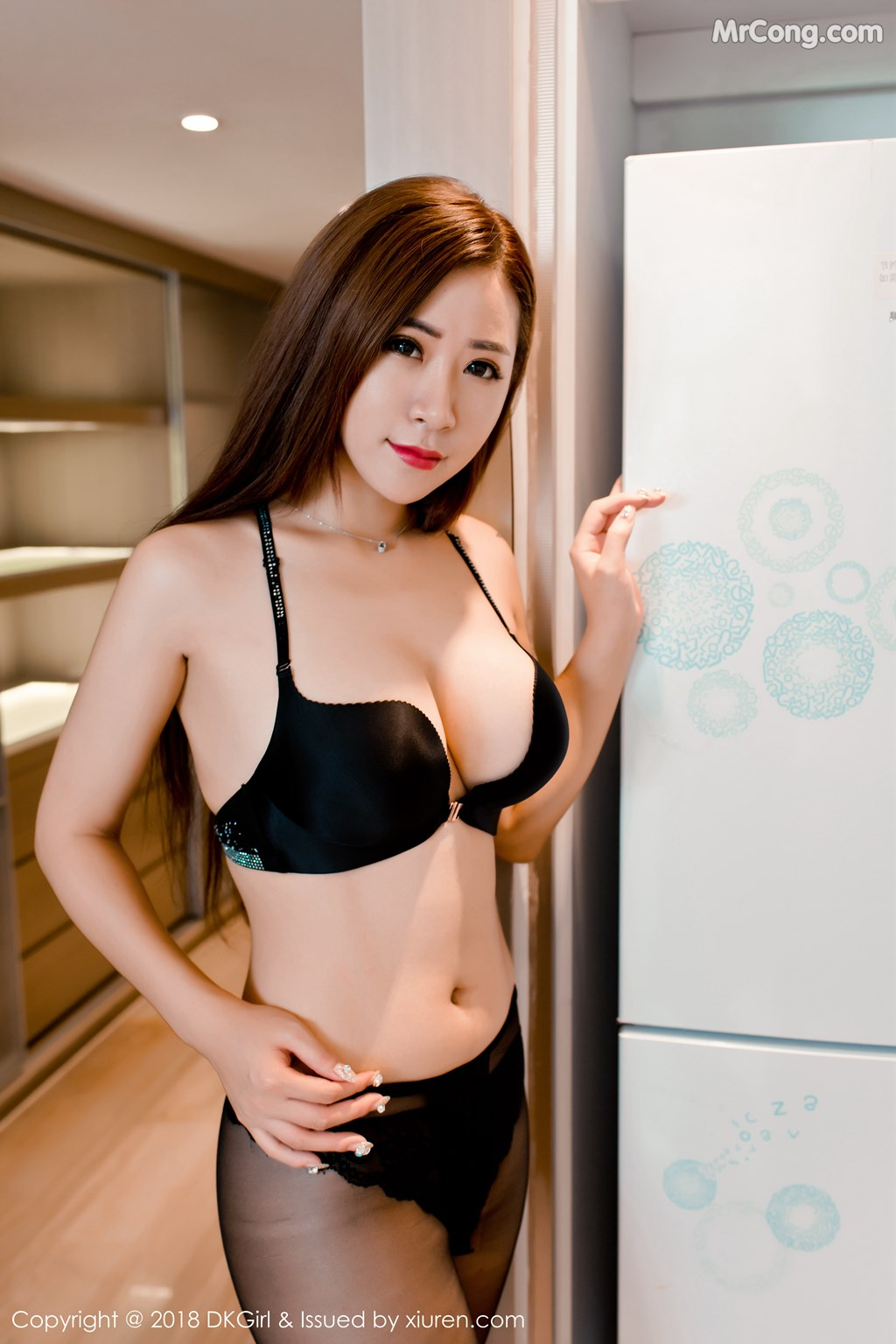 Image DKGirl-Vol.086-Cier-MrCong.com-003 in post DKGirl Vol.086: Người mẫu 雪儿Cier (47 ảnh)